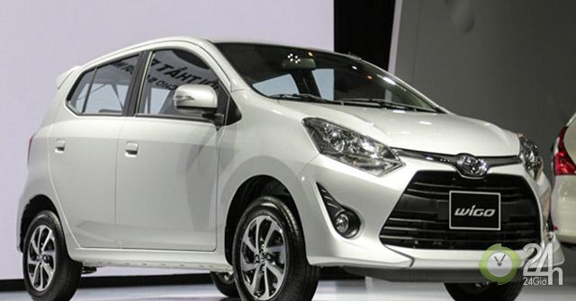 Bảng giá xe Toyota Wigo 2019 lăn bánh mới nhất - Toyota đang áp dụng nhiều ưu đãi trong tháng này