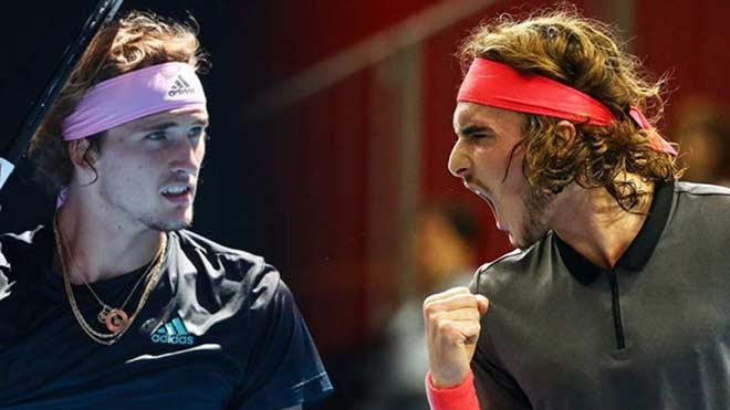 Madrid Open ngày 6: Zverev thất thủ trước Tsitsipas, trở thành cựu vương - 1
