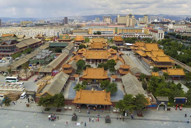 Những địa danh chưa bao giờ hết hot ở Trung Quốc - 1