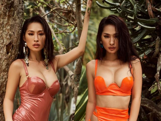 """Nữ ca sĩ Quỳnh Thy đáp trả chỉ trích """"hở bạo đến phản cảm"""""""