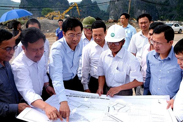 Tăng cường quản lý đất đai để ngăn chặn sốt đất ảo - 1