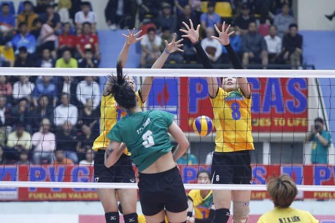 Đại chiến bóng chuyền nữ Việt Nam - Trung Quốc: Choáng váng ra quân - 1
