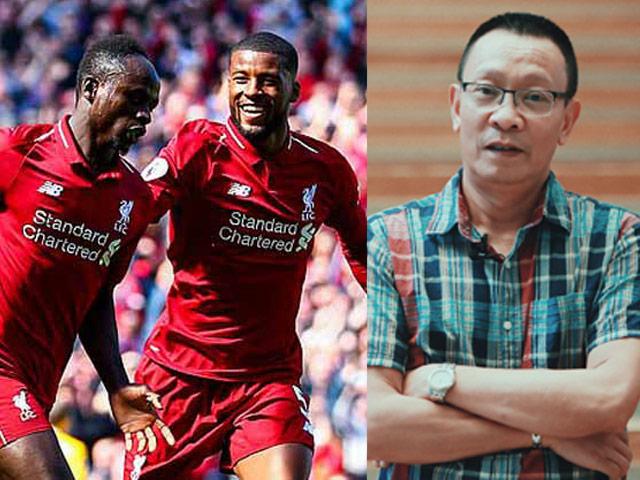 Liverpool bỏ lỡ ngôi vô địch, MC Lại Văn Sâm nói gì?