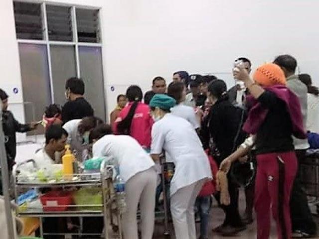 136 người lớn, trẻ nhỏ nhập viện cấp cứu sau tiệc cưới