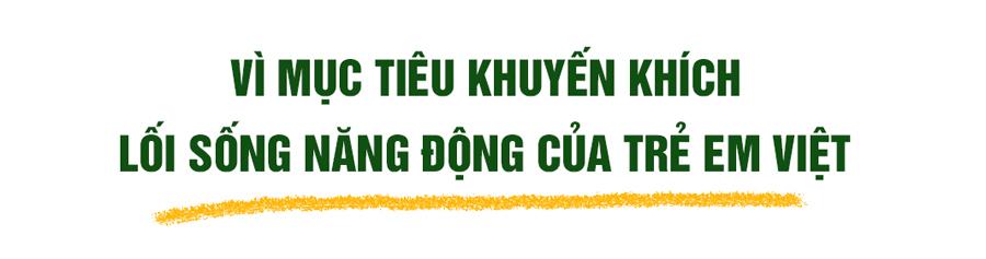 Màn đồng diễn thể dục của hơn 6000 học sinh xác lập kỷ lục Việt Nam - 10