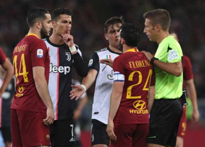 Ronaldo chê đối phương lùn tịt: Trả giá đắt vì cái miệng - 1