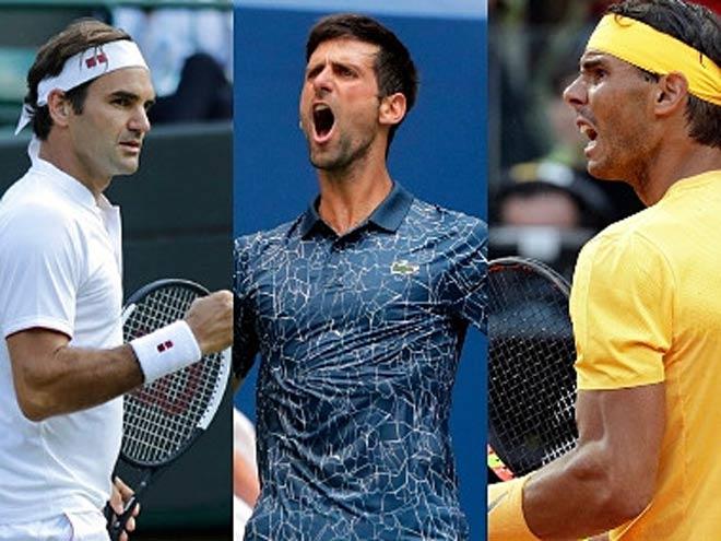Bảng xếp hạng tennis 13/5: Nadal run rẩy, Federer phát hoảng vì Djokovic - 1