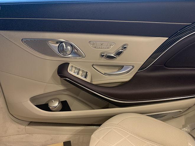 Mercedes-Maybach S650 2019 đầu tiên tại Việt Nam đã có mặt tại đại lý, sẵn sàng về với chủ nhân - 7