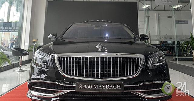 Mercedes-Maybach S650 2019 đầu tiên tại Việt Nam đã có mặt tại đại lý, sẵn sàng về với chủ nhân