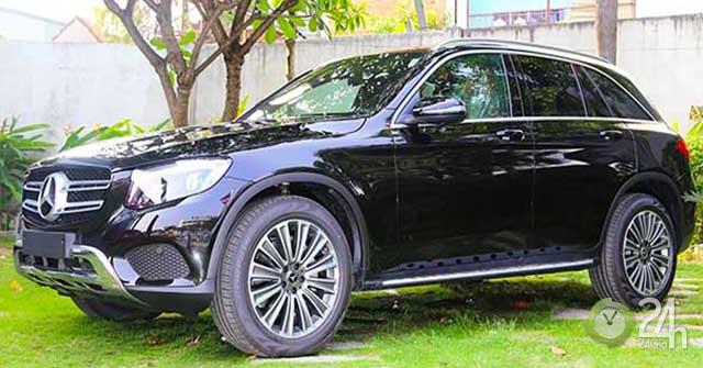 Bảng giá xe Mercedes GLC 2019 lăn bánh - Mercedes hỗ trợ mua xe trả góp lãi suất ưu đãi