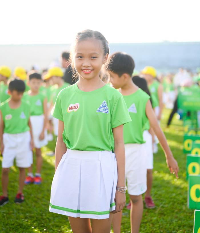 Màn đồng diễn thể dục của hơn 6000 học sinh xác lập kỷ lục Việt Nam - 5