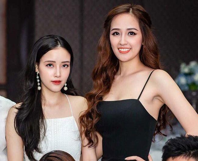 Em gái Mai Phương Thúy tên là Mai Ngọc Phượng, sinh năm 1993. Cô nàng sở hữu vẻ ngoài xinh đẹp chẳng kém cạnh chị gái hoa hậu với chiều cao 1m72 và gương mặt khả ái.
