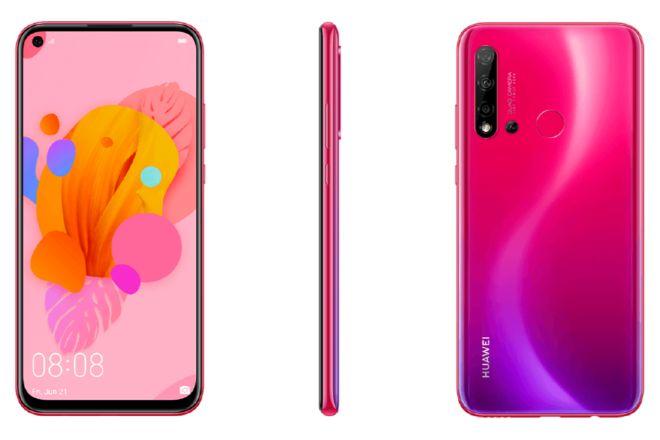 """Huawei P20 Lite (2019) sẽ gây sốc với 4 camera sau, """"xịn"""" hơn iPhone XS Max - 1"""