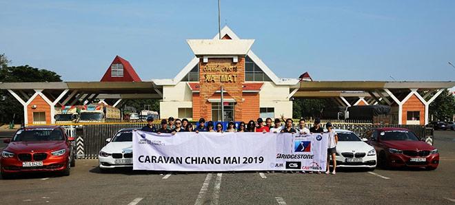 Caravan ChiangMai 2019 – Hành trình Caravan khám phá Lào – Campuchia -ThaiLan - 2