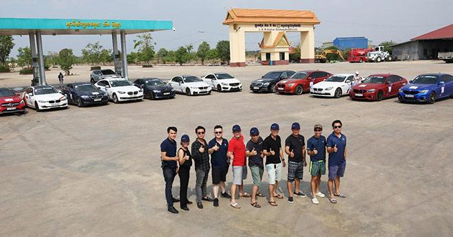 Caravan ChiangMai 2019 – Hành trình Caravan khám phá Lào – Campuchia -ThaiLan - 3