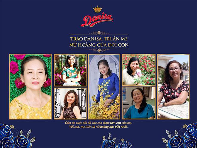 Danisa truyền cảm hứng tri ân mẹ đến người tiêu dùng Việt nhân Ngày của Mẹ - 1
