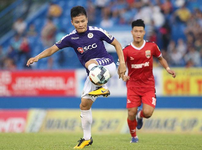 Hà Nội FC - Tampines Rovers: Chờ Quang Hải tỏa sáng giật vé đi tiếp - 1