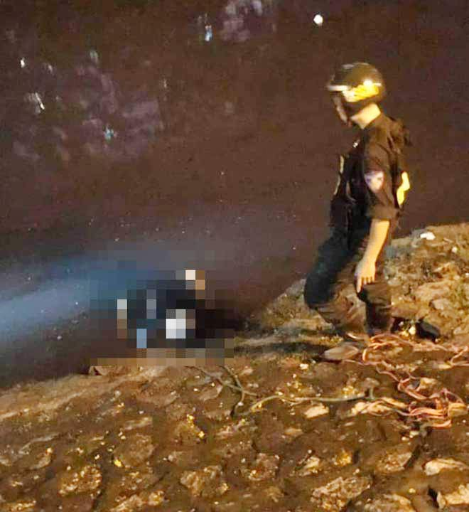 Xác định danh tính nghi phạm đâm trọng thương nữ tài xế taxi rồi nhảy sông tự tử - 1