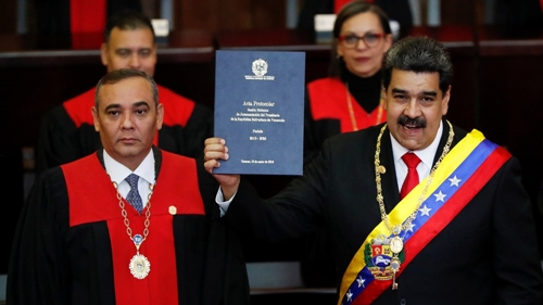 """Đây mới là người khiến đảo chính ở Venezuela """"chết yểu"""" vào phút chót? - 1"""