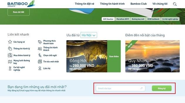 5 mẹo đặt vé máy bay giá rẻ Bamboo Airways chỉ từ 149k - 1