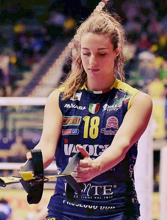 Moretto Gaia sinh vào 18/9/1994 tại Italia.