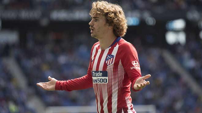 Bất ngờ Griezmann: Barca không hỏi mua, có thể đến Premier League - 1