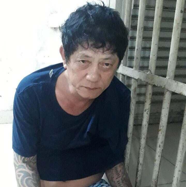Trinh sát vây bắt tên cướp suốt 5 tiếng ở Sài Gòn - 1