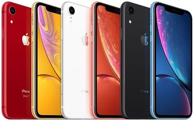 Đây chính là hình ảnh những màu sắc mới mẻ trên iPhone 11R - 1