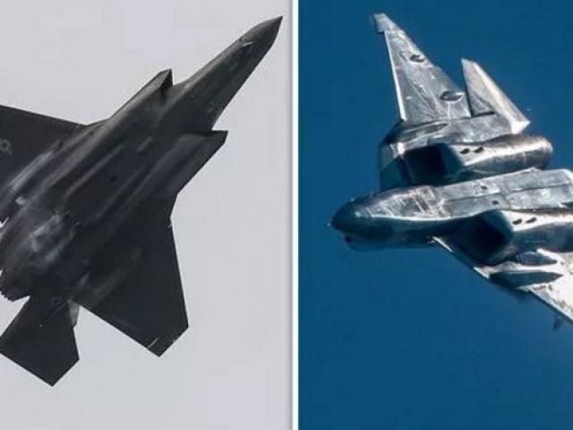"""Báo Anh: Tiêm kích tàng hình Su-57 hộ tống Putin """"ăn đứt"""" F-35 của Mỹ"""