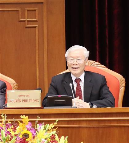 Toàn văn phát biểu khai mạc Hội nghị Trung ương 10 của Tổng Bí thư, Chủ tịch nước Nguyễn Phú Trọng - 1