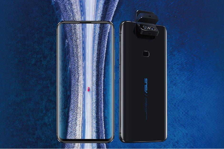 Asus trình làng ZenFone 6 đẹp hơn iPhone XS Max, bằng nửa giá iPhone XS - 1