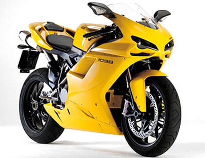 Top 10 siêu mô tô thể thao tốc độ nhanh nhất hành tinh - 1