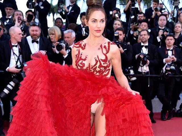 Thời trang Cannes ngày 3: 2 sao Thái Lan quyết thành nữ hoàng thảm đỏ