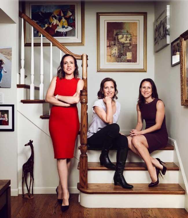 Bí quyết dạy con của bà mẹ Do Thái với 3 con gái là CEO, giáo sư hàng đầu thế giới - 1