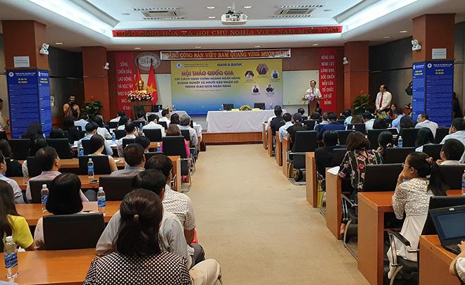 Nam A Bank đồng hành cùng Hội thảo quốc gia Cải cách hành chính ngành Ngân hàng - 1