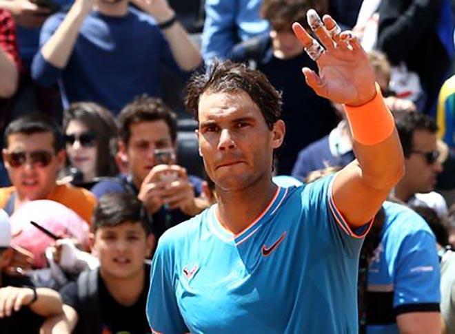Verdasco – Nadal: Set 2 kinh hoàng, chiến thắng chóng vánh - 1