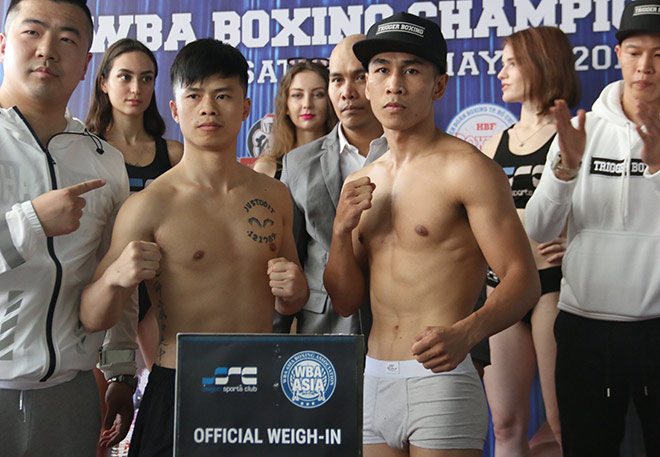Siêu võ sĩ Trần Văn Thảo lần đầu xuất chiêu ở sân nhà: Đấu đối thủ khủng - 1