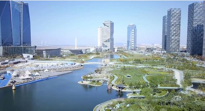 Điểm danh 3 đô thị thông minh hàng đầu Châu Á - 1