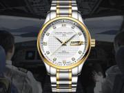 Quý ông đổ xô đi mua chiếc đồng hồ nam từ Thuỵ Sĩ giảm 90% hôm nay.
