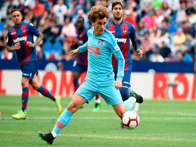 Highlight: Levante vs Atletico Madrid