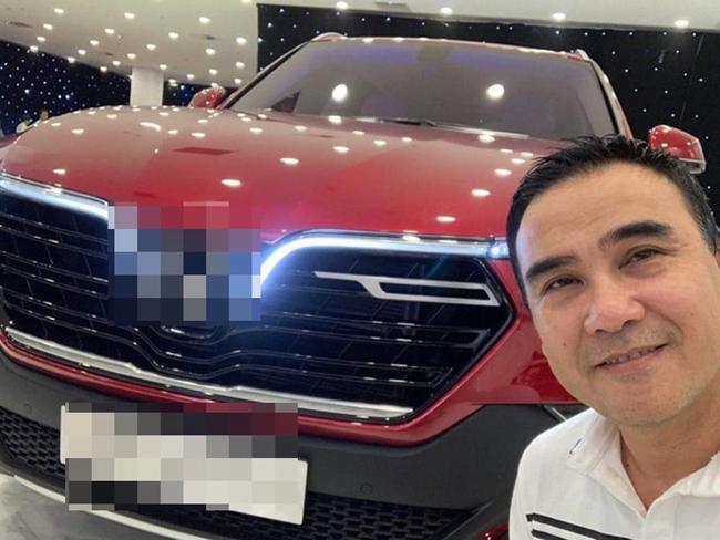 """Cuối năm 2018, Quyền Linh đặt mua một chiếc ô tô thương hiệu Việt để ủng hộ """"hàng Việt, người Việt"""""""