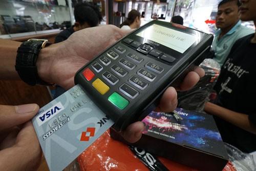 Chuyển đổi 21 triệu thẻ ATM sang thẻ chip - 1