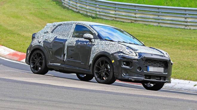 Hình ảnh chạy thử của Ford Puma, lộ diện nhiều thay đổi về ngoại thất - 1