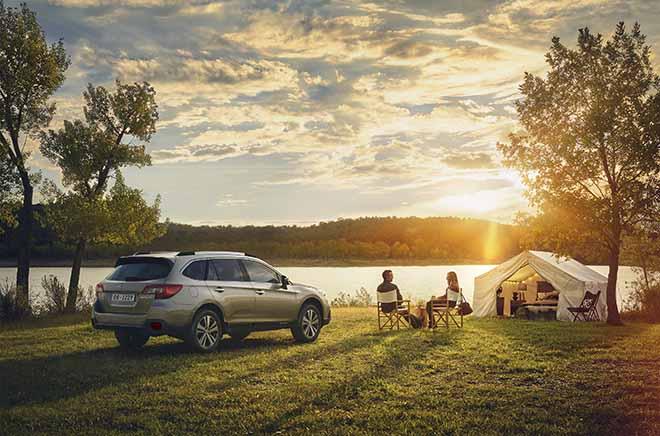 SUV Subaru Outback - Người bạn đường tin cậy cho mọi gia đình - 1