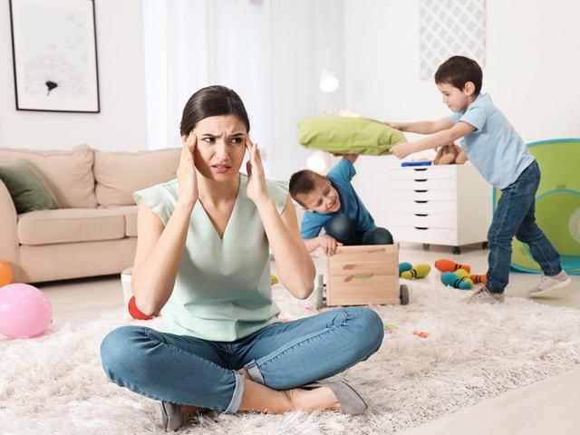 Bí kíp để phụ huynh đối phó với những đứa trẻ ương bướng