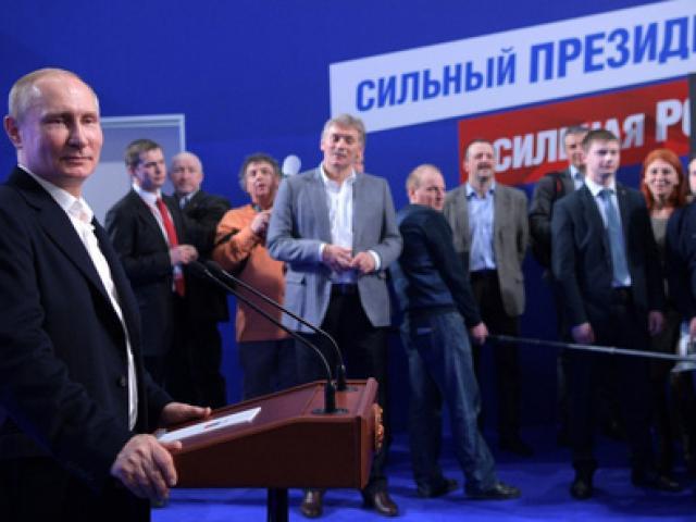 Kế nhiệm Tổng thống Putin: Lại là ông Medvedev?