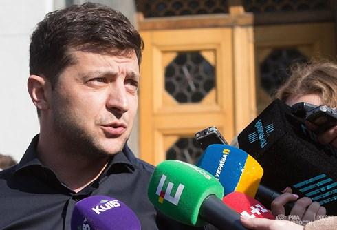 Tổng thống đắc cử Ukraine Zelensky tuyên bố lấy lại Crimea, Nga phản ứng thế nào? - 1