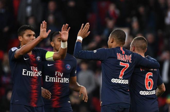 PSG - Dijon: Phủ đầu siêu hạng, choáng ngợp 1 phút 2 bàn - 1