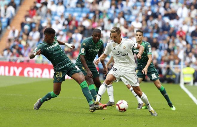 Real Madrid - Betis: Hai đòn choáng váng, người cũ gieo sầu - 1