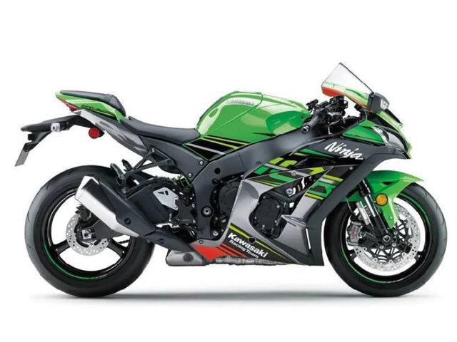 Kawasaki Ninja ZX-10R 2020 chốt giá bán, cạnh tranh trực tiếp với Yamaha YZF-R1